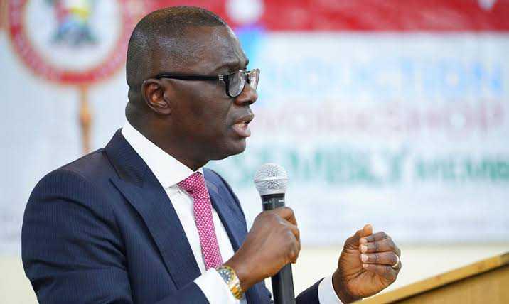 BREAKING: Sanwo-Olu Tests Positive For COVID-19