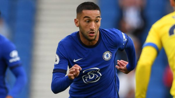 Ziyech Goal Seals Chelsea Victory, Progress To FA Cup Semifinal