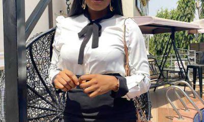 Blessing Okoro reveals how a secret admirer indicated interest in marrying her