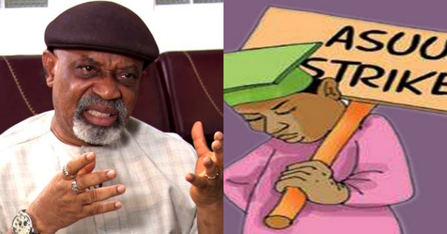 ASUU Agreed To End Strike Today – Ngige