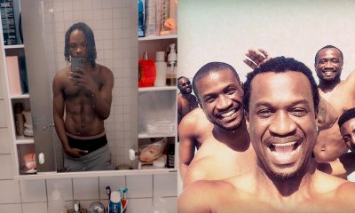 """I still don't know who Paul or Peter is. Na Psquare I know"" – Naira Marley"