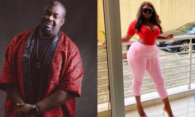 """If I die, I die"" – Actress Nazo Ekezie shoots her shot at Don Jazzy"