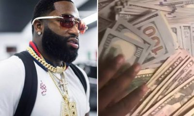 Boxer Adrien Broner Jailed For Contempt Of Court After Flaunting Cash On Instagram Despite Claiming He Was Broke