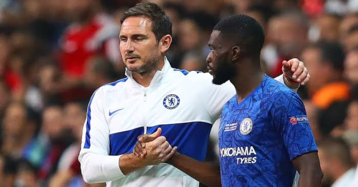 Lampard Reveals Tomori Remains Part Of His Chelsea Plans