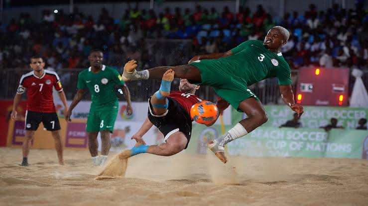 Senegal To Host 2021 AFCON Beach Soccer