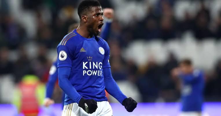 Leicester City 4-0 Sporting Braga: Iheanacho Shines, Scores Double