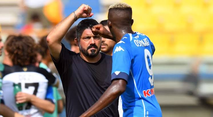 Why Napoli Players Must Give Osimhen Better Service