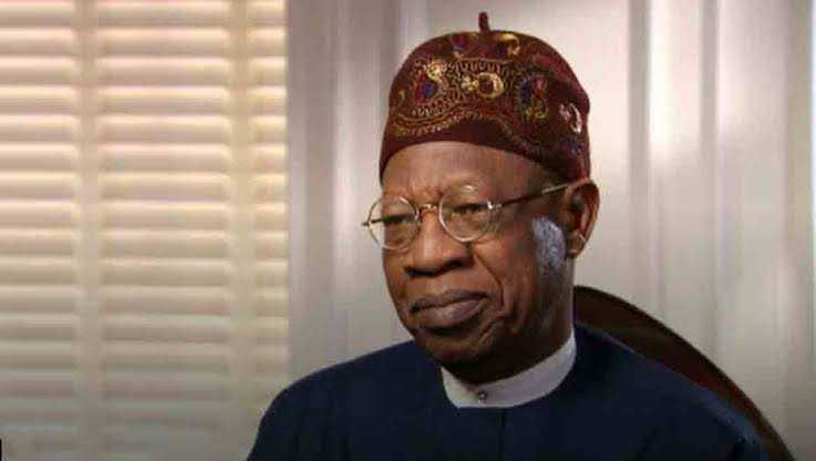 Minister Of Information, Lai Mohammed, Denies Announcing N5m Hate Speech Fine