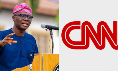 CNN Investigation: Don't Allow External Forces Destroy Us – Sanwo-Olu