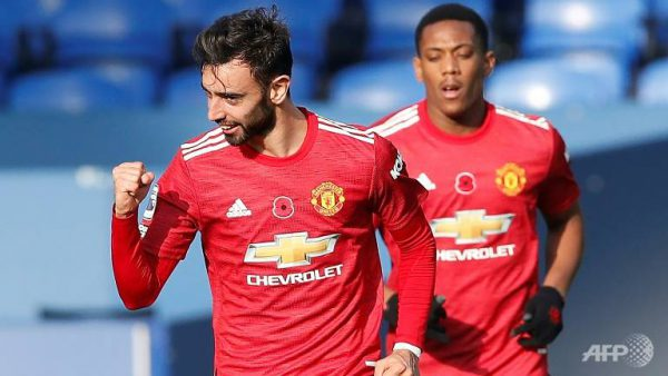 Man Utd Lose Ground On City With Drab Draw Against Palace