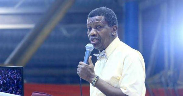 Pastor Adeboye Visits Fayemi, Says Prayers Will Help End Banditry