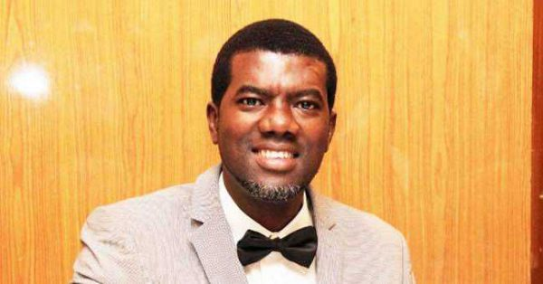 Why Nigeria Will Not Progress In Anti-corruption Fight - Reno Omokri