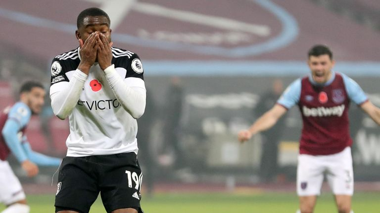 West Ham 1-0 Fulham: Watch The Moment Ademola Lost A Penalty (Video)