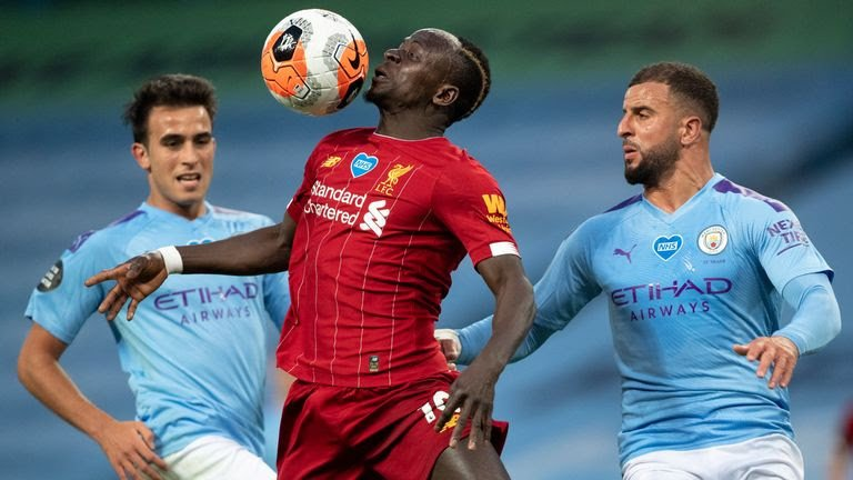 Man City Vs Liverpool's Possible Lineup And Prediction