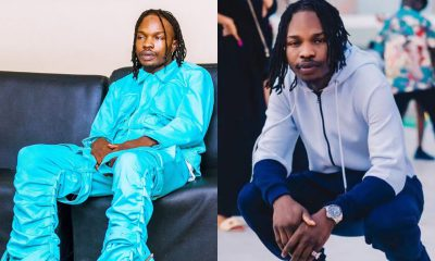 """Somebody Somewhere Is Depending On You To Do What God Has Called You To Do""-Naira Marley"