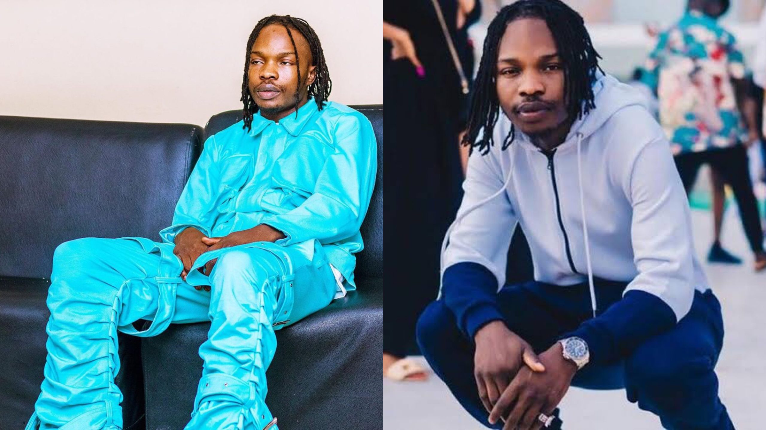 """""""Somebody Somewhere Is Depending On You To Do What God Has Called You To Do""""-Naira Marley"""
