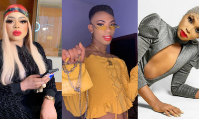 Still Leading As Number ONE In Africa, You Can't Take My Throne -Bobrisky Slams Upcoming Cross-dressers
