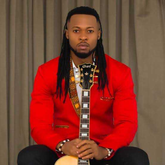 Singer, Flavour reveals why he is still single