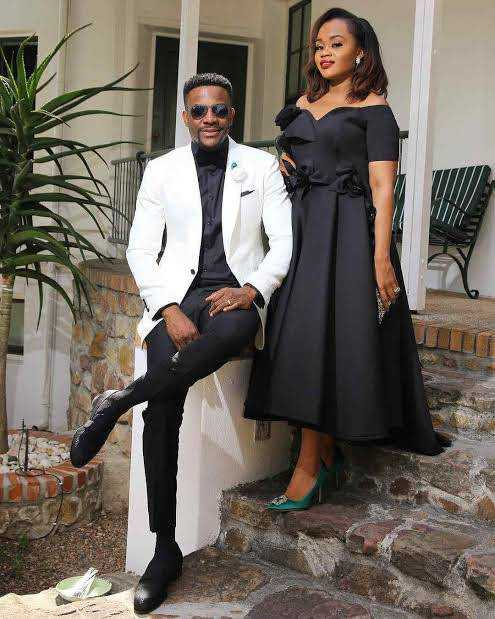 Thank you for having a heart even purer than your teeth – Ebuka showers tells wife