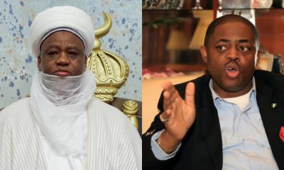 """This Is A Matter Of Life And Death"" – Fani-Kayode Reacts As Sultan of Sokoto Declares North Insecure"