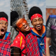 "Denrele Edun Meets His 'New Twin', Says ""Time To Start Questioning Our Parents"""
