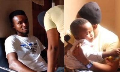 Two Nigerians welcome a baby in Libya before being deported
