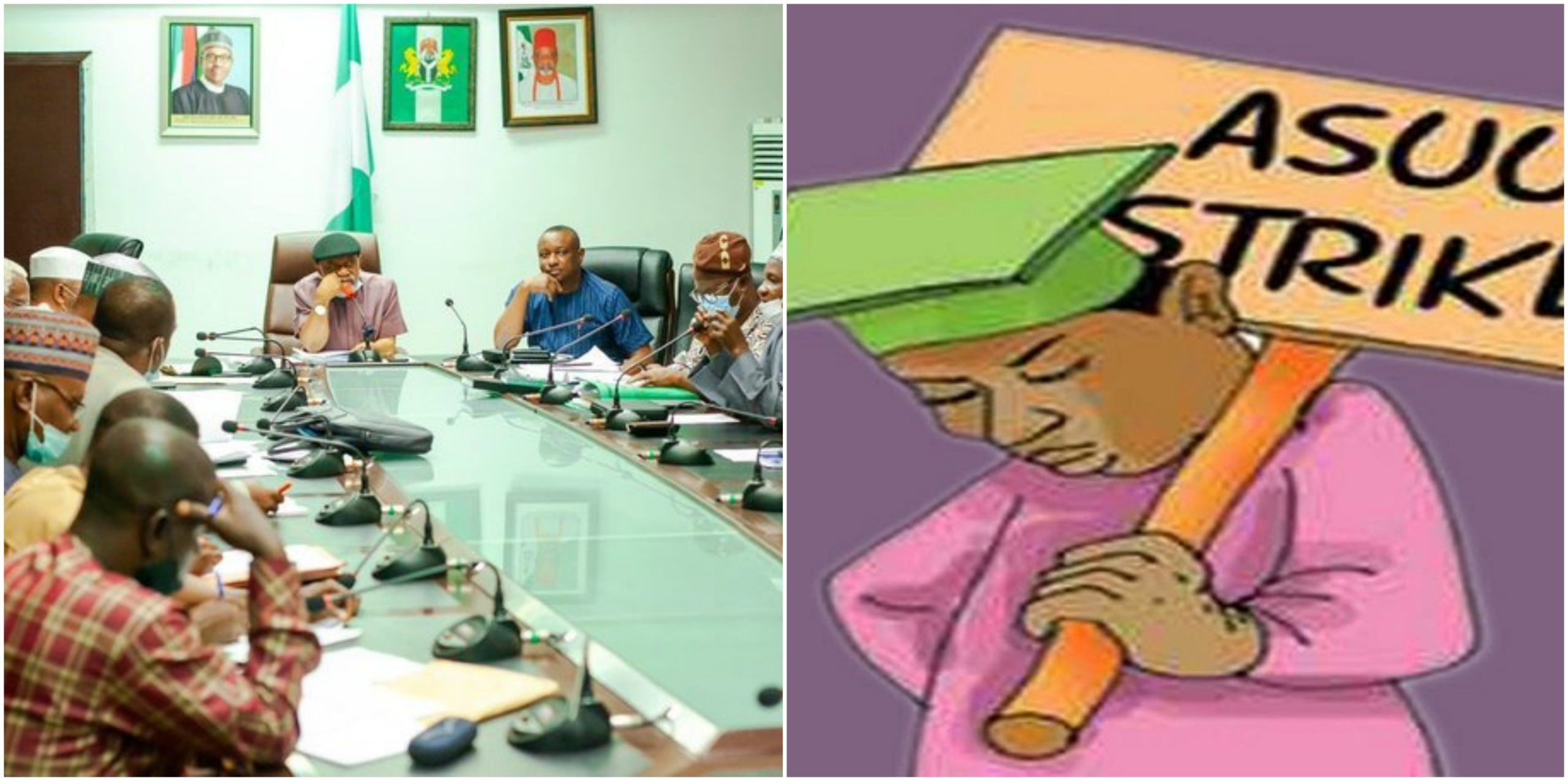 Strike: Do the work you are being paid for, FG tells ASUU