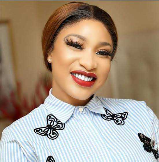 Actress, Tonto Dikeh reveals interest in running for senatorial posibion