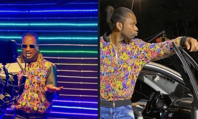 You Want To Use Me And Boost Your Slow Career – Speed Darlington Slams Paul Okoye Over Outfit