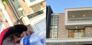Jude Okoye Shows Off His Newly-Built Home In Lagos (Photos)