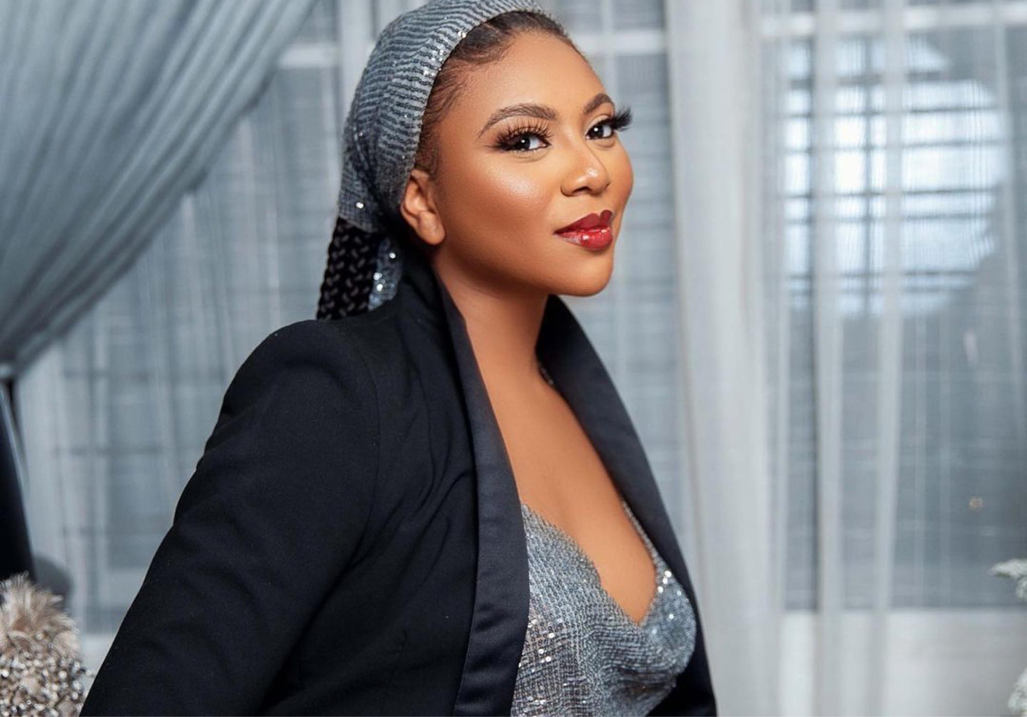 Stephanie Coker-Aderinokun Replies Nigerians Accusing Her Of Faking Her British Accent