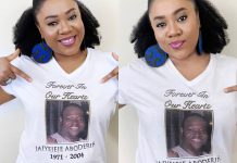 Actress Stella Damasus Pays Tribute To Her Late Husband Jaiyejeje Aboderin Who Died 16 Years Ago