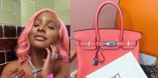 DJ Cuppy Receives Expensive Bag From Her Mystery Suitor On Their Second Outing
