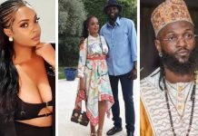 Emmanuel Adebayor Accuses Ex-Girlfriend Dillish Mathews Of Being A Liar And Cheat