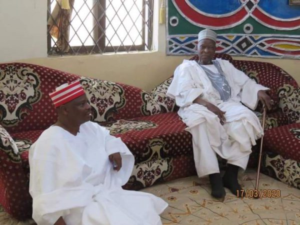 JUST IN: Kwankwaso's Father Dies At 93