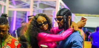 BBNaija's TolaniBaj Reacts As MC Tribe-Shames Her At Prince's Homecoming Party In Imo State