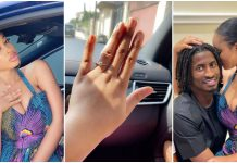 Actress Yetunde Barnabas, Footballer Olayinka Peter Set To Wed