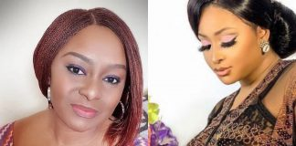 Actress Etinosa Idemudia Claps Back At Victoria Inyama; Hints On Being Married