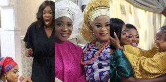 Mercy Johnson-Okojie Pens Heartfelt Message To Sola Sobowale On Her Birthday
