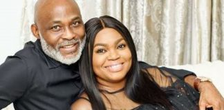 Richard Mofe-Damijo, Wife Celebrate 20th Wedding Anniversary