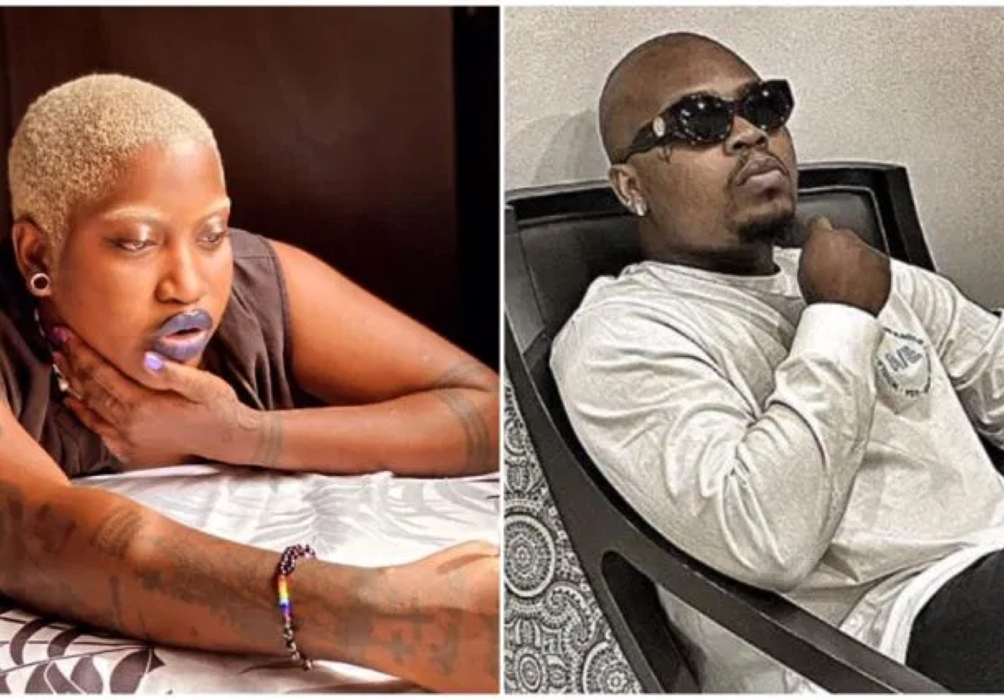 Singer Temmie Ovwasa Calls Out Former Record Label Boss, Olamide