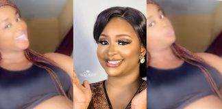 Actress Etinosa Reveals She Is Pregnant; Shows Off Baby Bump