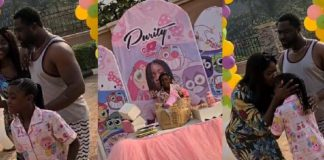 Mercy Johnson-Okojie Celebrates As Her First Daughter Turns 8