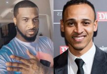 Peter Okoye, Osaze Odemwingie Finally Reconcile And Apologize To Each Other