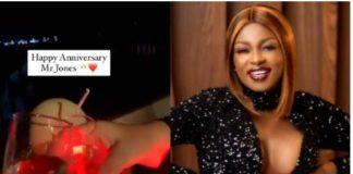 BBNaija's Ka3na Celebrates 5th Wedding Anniversary With Her Husband
