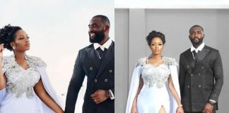BBNaija's Khafi And Gedoni Are Officially Married