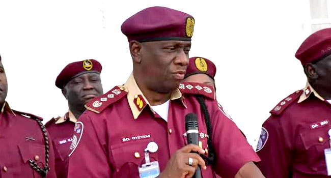 FRSC Mandates NIN As Requirement For Processing Driver's License