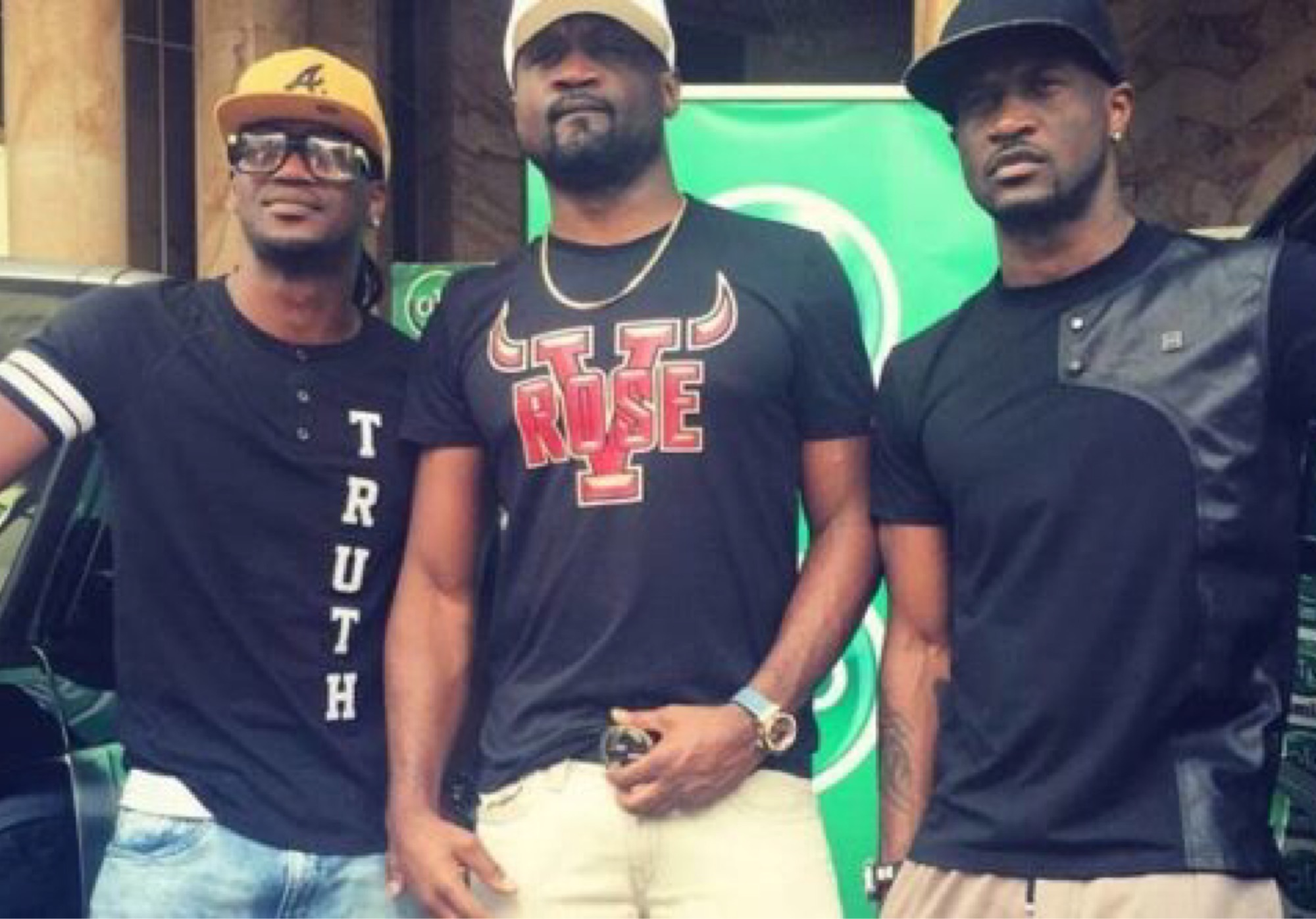 Singer Peter Okoye Addresses Fans Pestering Him To Settle Rift With His Brothers