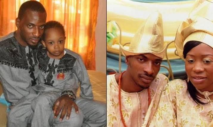9ice's ex-wife, Toni Payne and their son