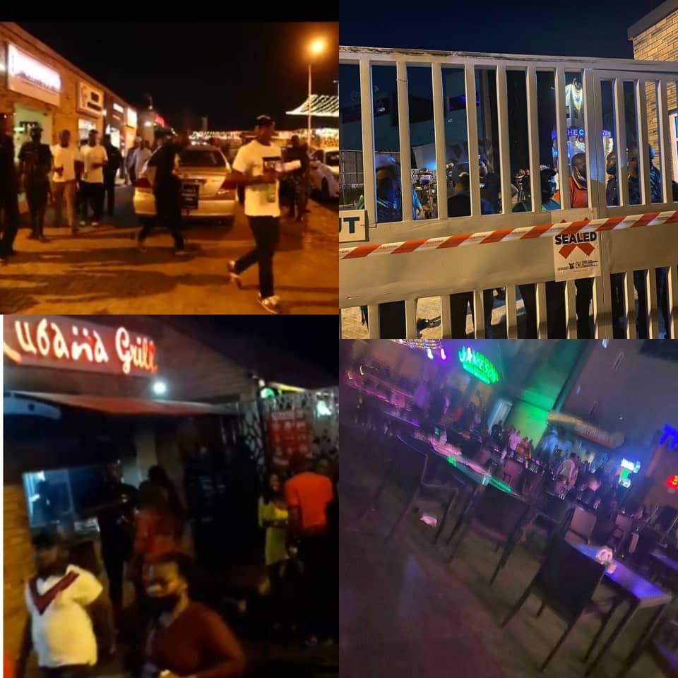 Lagos Govt Shuts Cubana Night Club For Violating COVID-19 Restrictions